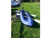 Sevylor Colorado Kcc335 Inflatable Two Man Kayak