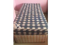 Single bed for sale divan