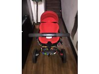 Quinny moodd Limited Edition Jogger/Pushchair