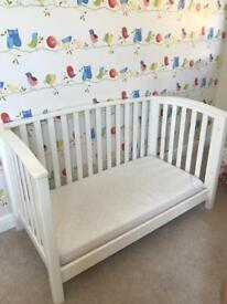 Mamma and papas cot bed