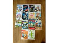 Nintendo wii games and console