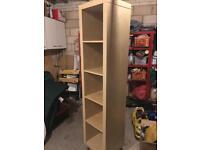 Ikea Kallax 5 x 1 Birch unit