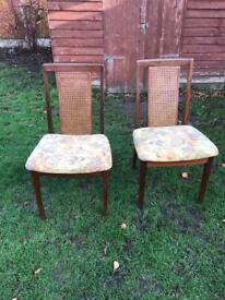 X2 G plan chairs