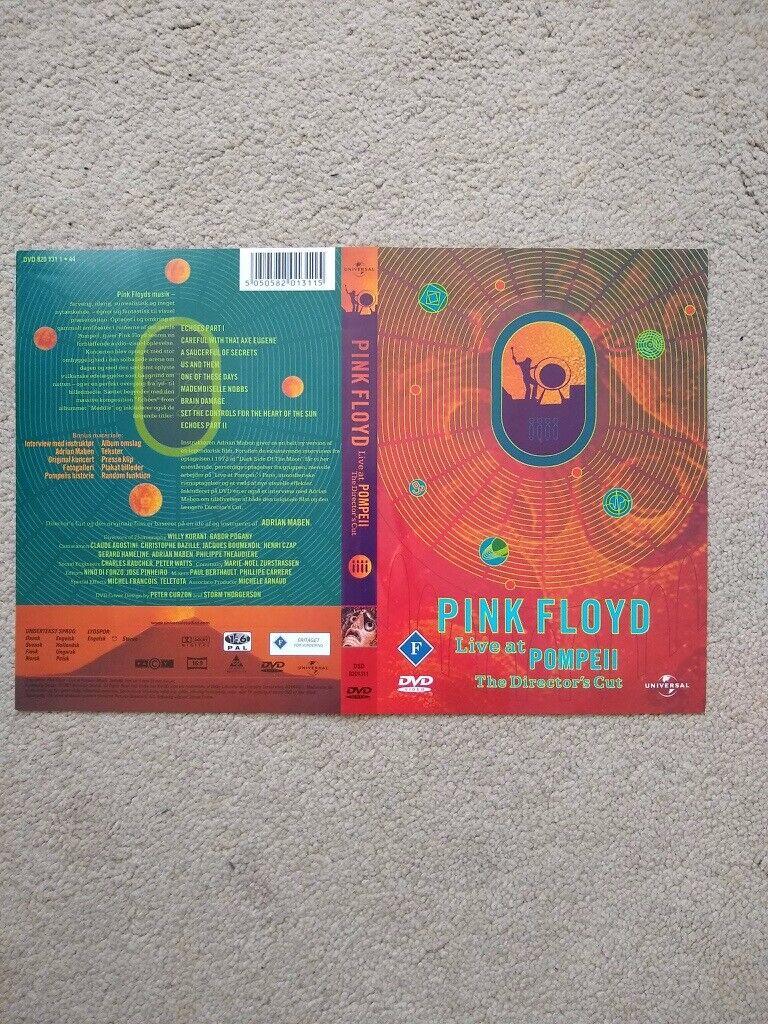 Pink Floyd Live at Pompeii   in Sarisbury Green, Hampshire   Gumtree