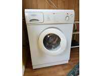 HOTPOINT 1200W WASHING MACHINE. FOR COLLECTION SAT 24TH MARCH.
