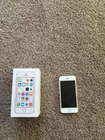 I phone 5 S gold 16gb