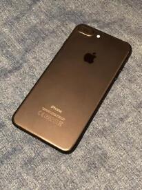 IPhone 7 Plus 128GB Matt Unlocked!