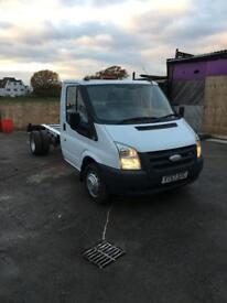 Ford transit 115 T350 chassis's cab