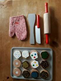 Melissa and Doug Play Cookies Wooden Toy