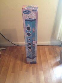 Frozen speaker