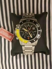 Hanowa Swiss Military Watch (Diver) - likeTag HeuerAquaracer, Formula 1 - sekonda, seiko, rotary