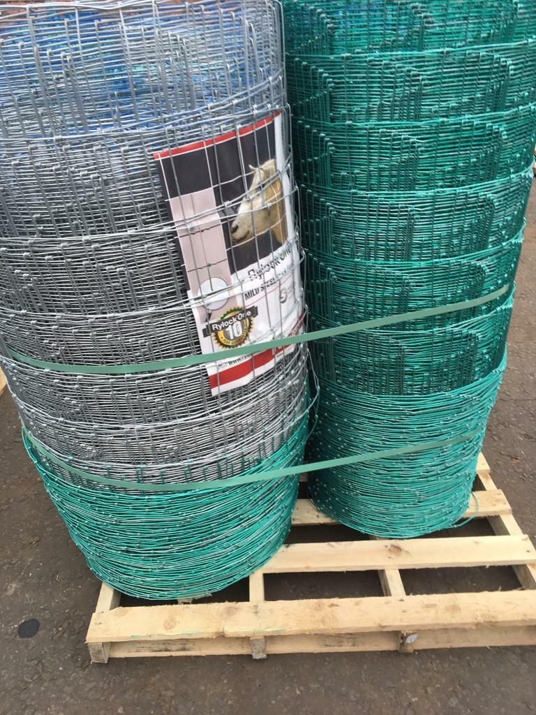 Rylock stock fencing wire netting | in Wishaw, North Lanarkshire ...