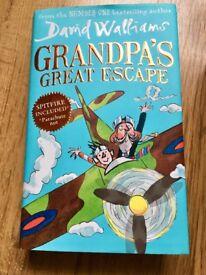Grandpa's great escape -David Walliams