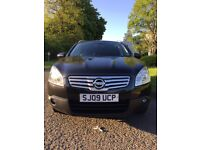 Nissan Qashqai + 2 panoramic roof, air conditioning
