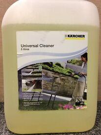 5lt Kärcher pressure washer Universal Cleaner