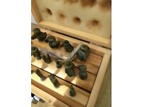 BOX OF 15 ROUTER BITS - BRAND NEW- CAN DELIVER