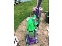 My old dyson for parts only motor has gone