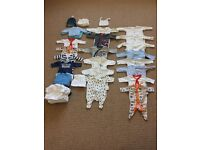Boys Baby Clothes Bundle New Born / First Size