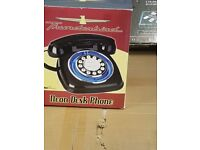 Thunderbird neon desk phone