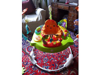 Rainforest Jumperoo Fisher Price Excellent Condition