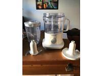 Kenwood blender/ food processor