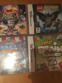 8Nintendo DS games