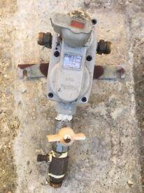 Propane gas release valve