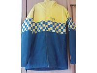 Quicksilver large winter jacket