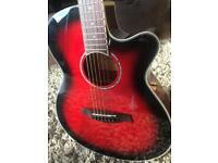 Ibenez electric acoustic