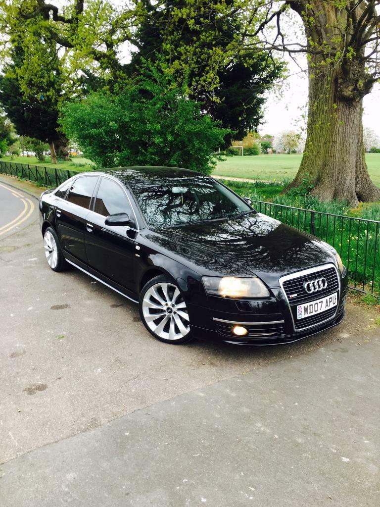 beautifun audi a6 2 0 tdi 2007 in watford hertfordshire. Black Bedroom Furniture Sets. Home Design Ideas