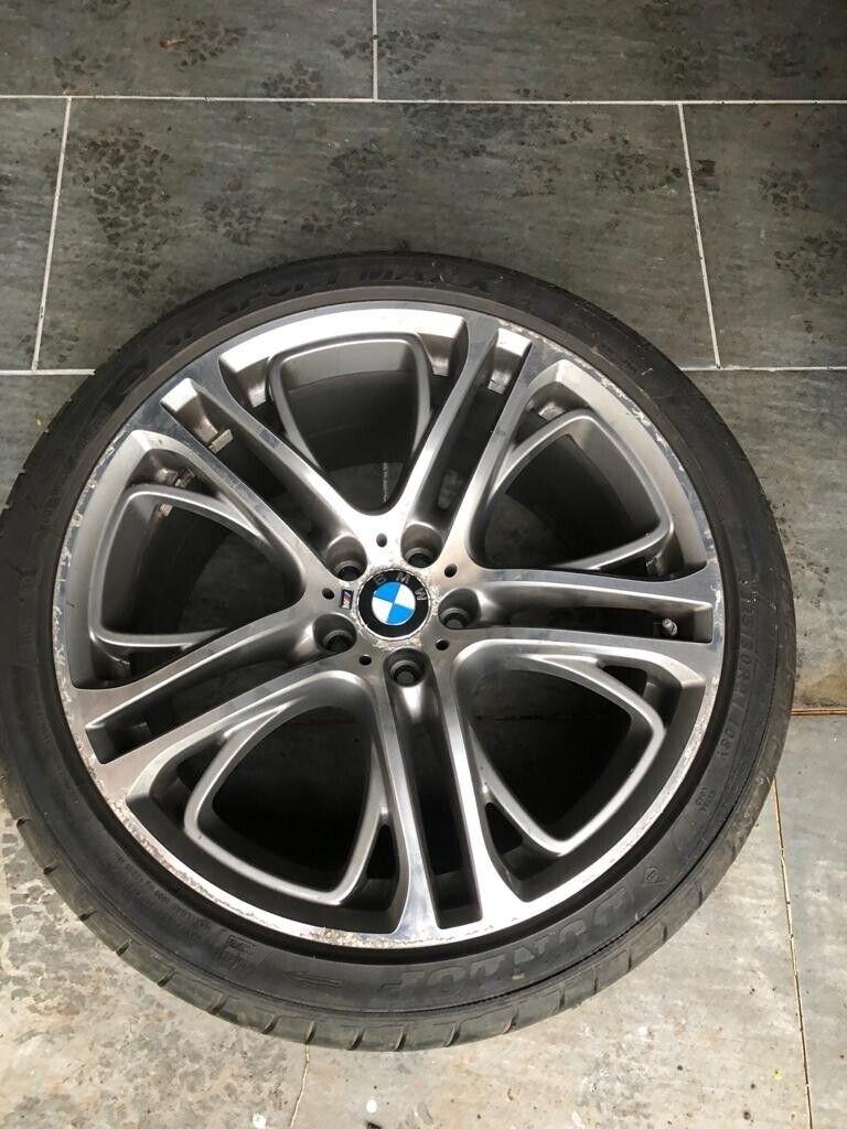 Bmw Wheels With Dunlop Tyres In Ealing Broadway London Gumtree
