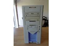 working vintage Aurora ebox PC