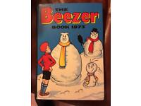 The BEEZER BOOK 1973.