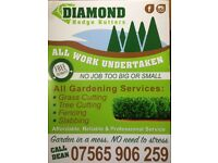 Diamond Hedge Kutters. Gardeners Kingstanding , Erdington, Sutton Coldfield, Great Barr, Walmley