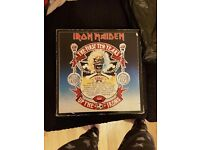 Iron maiden the first ten years