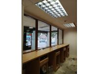 Money shop fittings - furniture