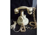 Vintage Telephone Made in Italy