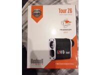 Bushnell Tour Z6 Golf Rangefinder