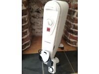 1.5kW Oil Filled Electric Heater