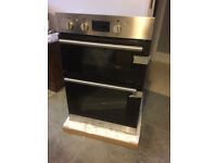 Brand New Hotpoint DD2540IX Built-in Double Oven - Never Used