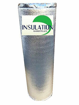 Smartshield -2mm 48x100ft Reflective Insulation Roll Radiant Barrier- Aluminum