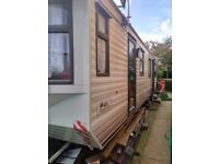 Two bedroom Montrose 32ft static caravan mobile home