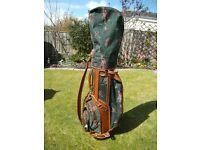 Daiwa tapestry golf bag