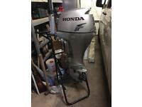 Honda 10 hp 4 stroke outboard 2010