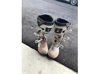 Gaerne SG-J Youth White boots EU 40