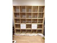 Ikea Expedit Storage Unit 5x5