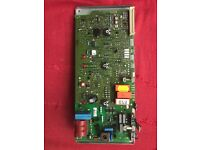 PCB for Worcester Bosch 28CDi Combi Boiler - virtually new, USED FOR 3 DAYS!
