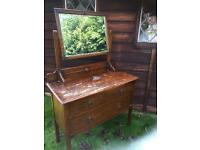 Antique Dressing Table Drawers