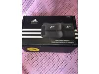 Never used adidas wrist or ankle weights 1kg each weight 2 in box