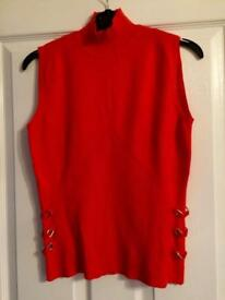 Karen Millen ladies top size 2